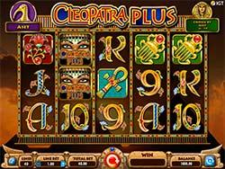 Cleopatra Plus Slot
