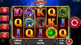 Dragon Spin Slot