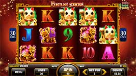 Fortune Stacks Slot