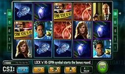 CSI Slot Machine