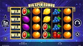 Big Spin Bonus