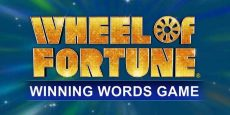 Wheel of Fortune Winning Words Game